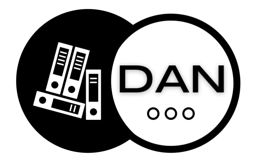 Dan - logo
