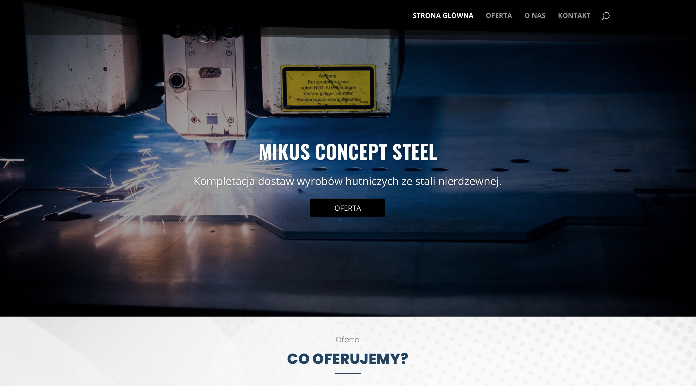 mikus concept steel